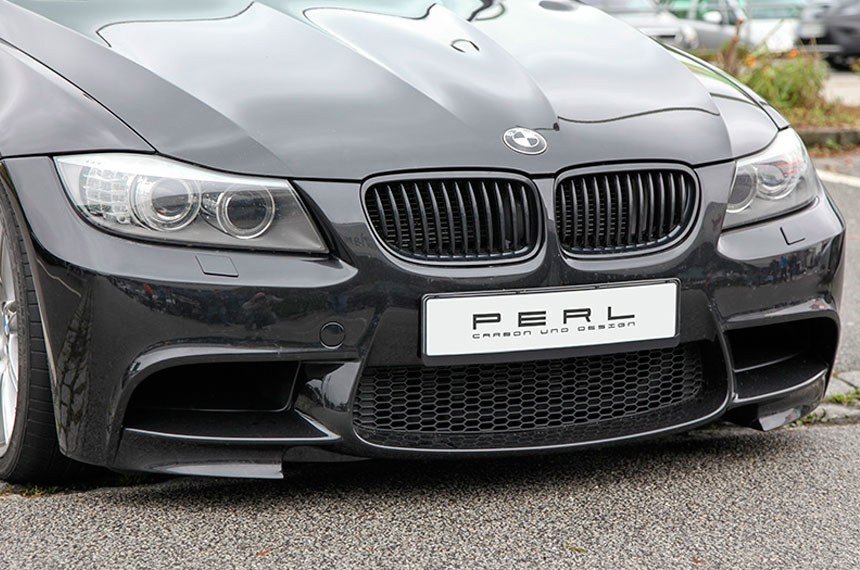 PERL Fronstossstange BMW