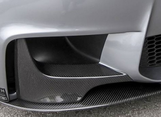 Carbon cover BMW