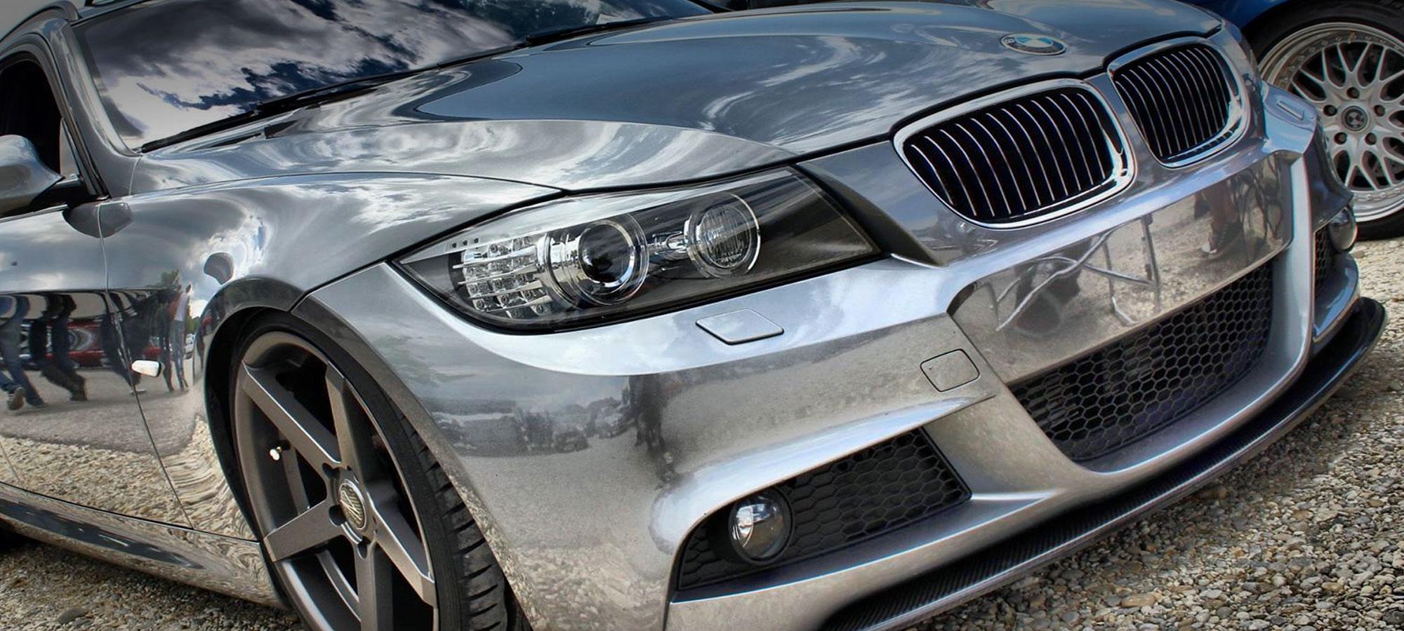 Frontspoilerschwert BMW