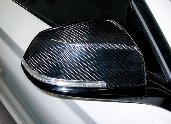 Mirror caps BMW