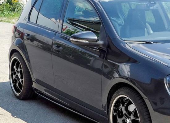 Verbreiterung VW Golf 6